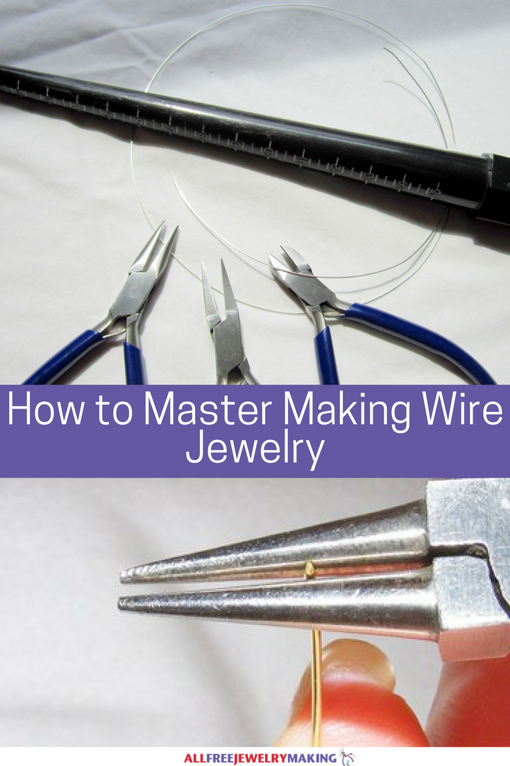 How to Master Making Wire Jewelry | Craft, Wire wrapping and Wraps