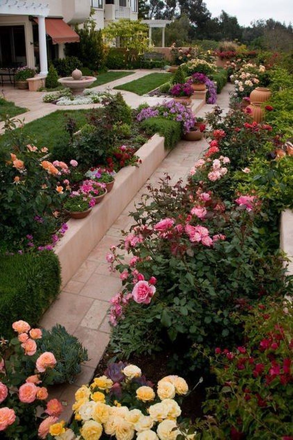 40 Garden Design Ideas In Your Home That Add To The Beauty Of