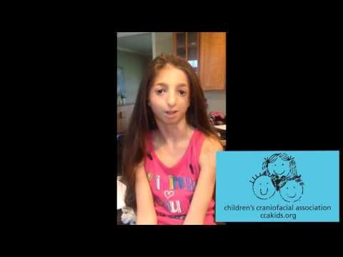 I am Auggie Pullman - YouTube children with cranio-facial deformities video to show students what this disorder could appear. Powerful!