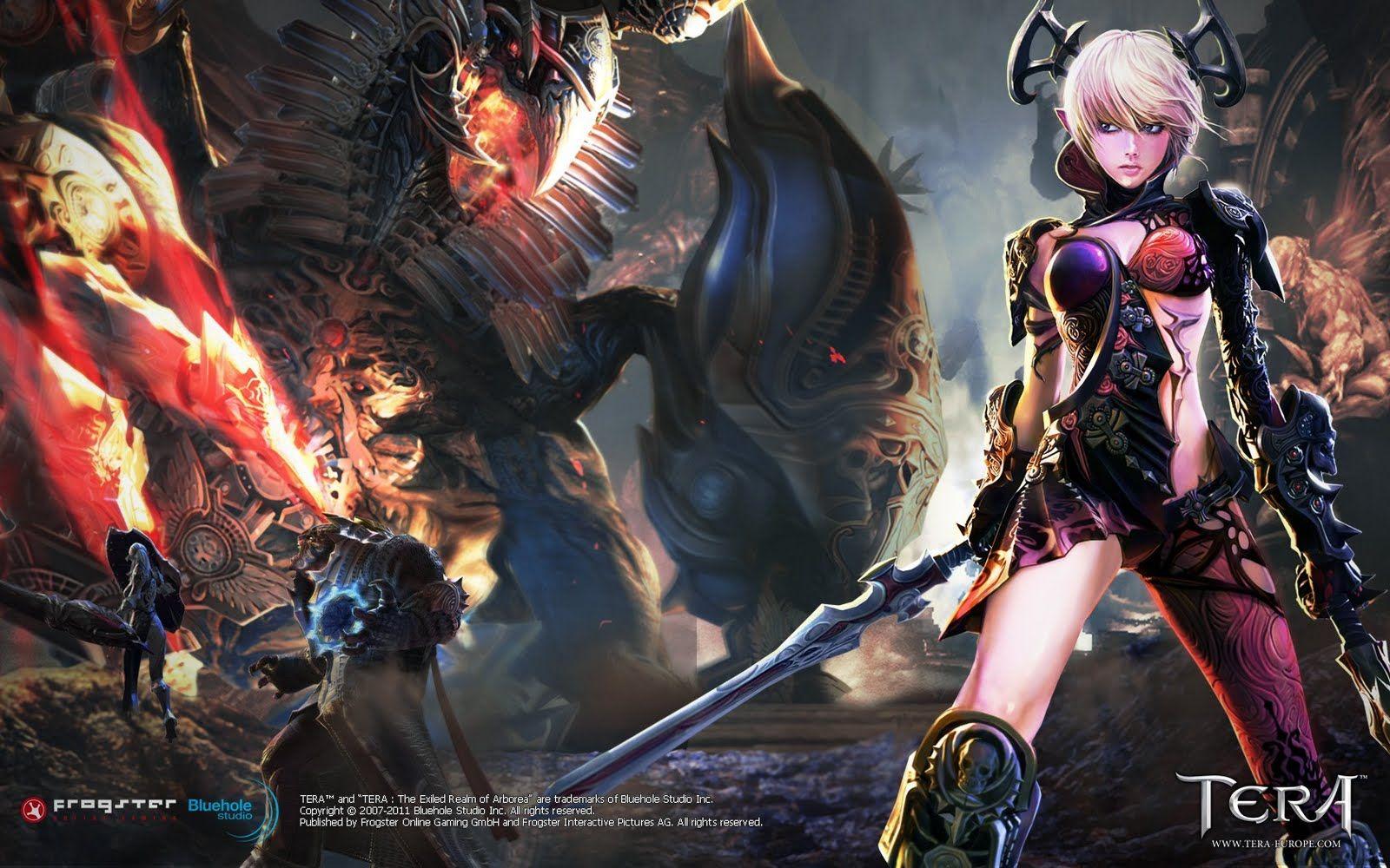 Pin By Pueshy Lueshy On Tera World Of Warcraft Gold Cool Games