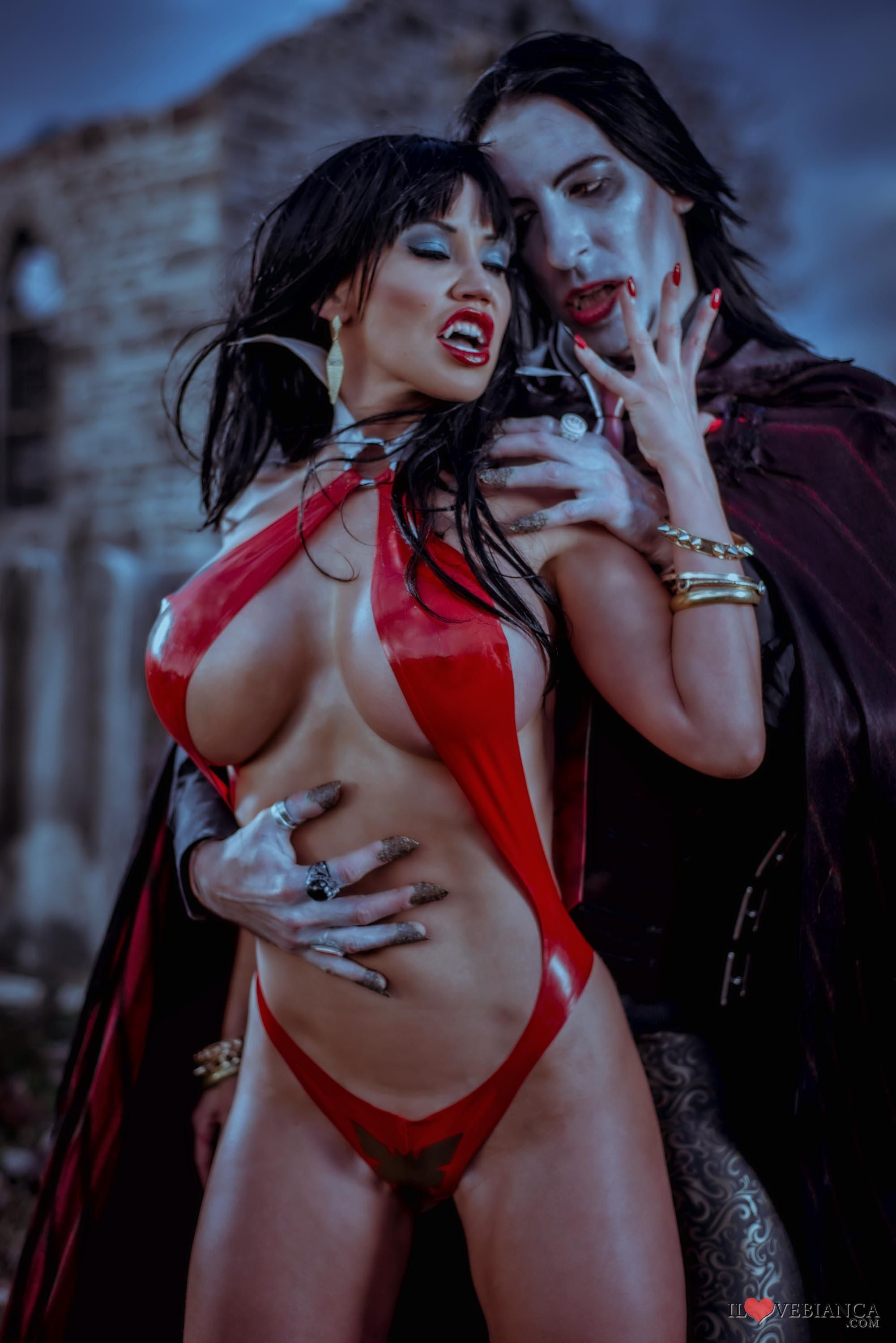 Oh oh oh sexy vampire by juliamadrigal on deviantart