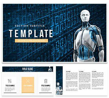 Ai robot technology powerpoint templates powerpoint templates ai robot technology powerpoint templates toneelgroepblik Gallery