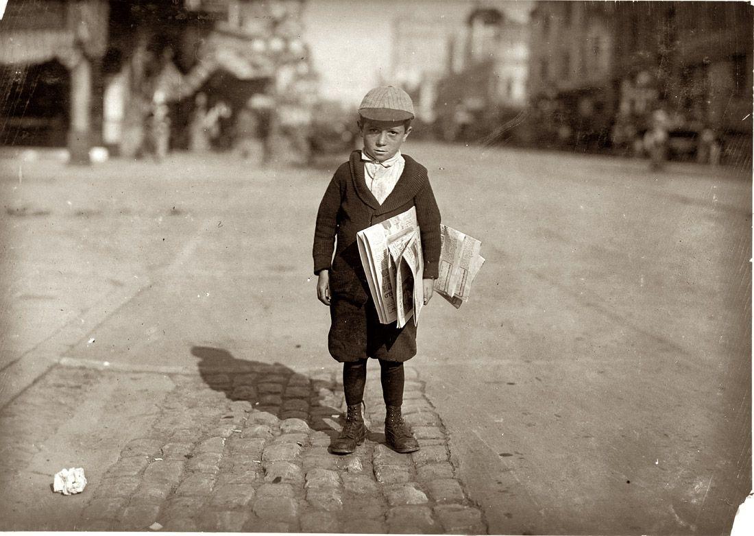 Shortchanger 1915