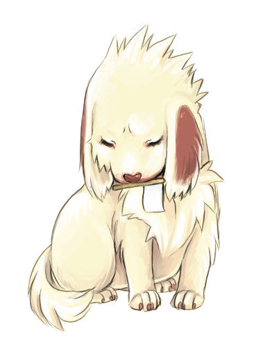 Popular White Anime Adorable Dog - 6eb69575d1cc65bff611e26fc1c1cf7c  Gallery_59434  .png