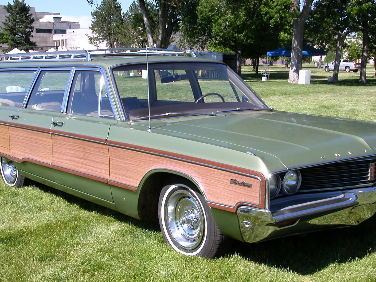 Car Brand Auctioned Chrysler Newport Town Country 1968 Car Model