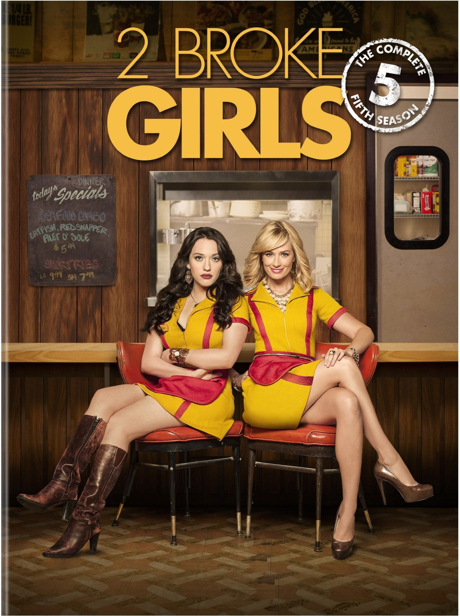 2 Broke Girl Staffel 4 Stream