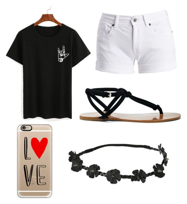 Spring by egloomis on Polyvore featuring polyvore, fashion, style, Barbour International, Sole Society, Casetify and clothing
