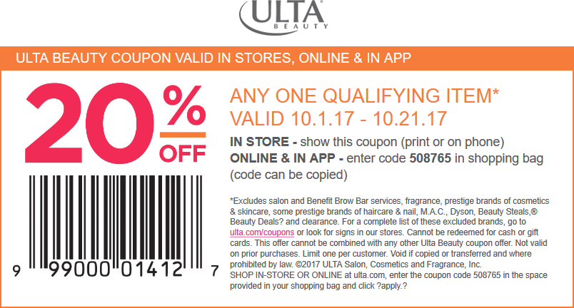 Ulta Beauty Coupons Shopping Deals Beauty Coupons House