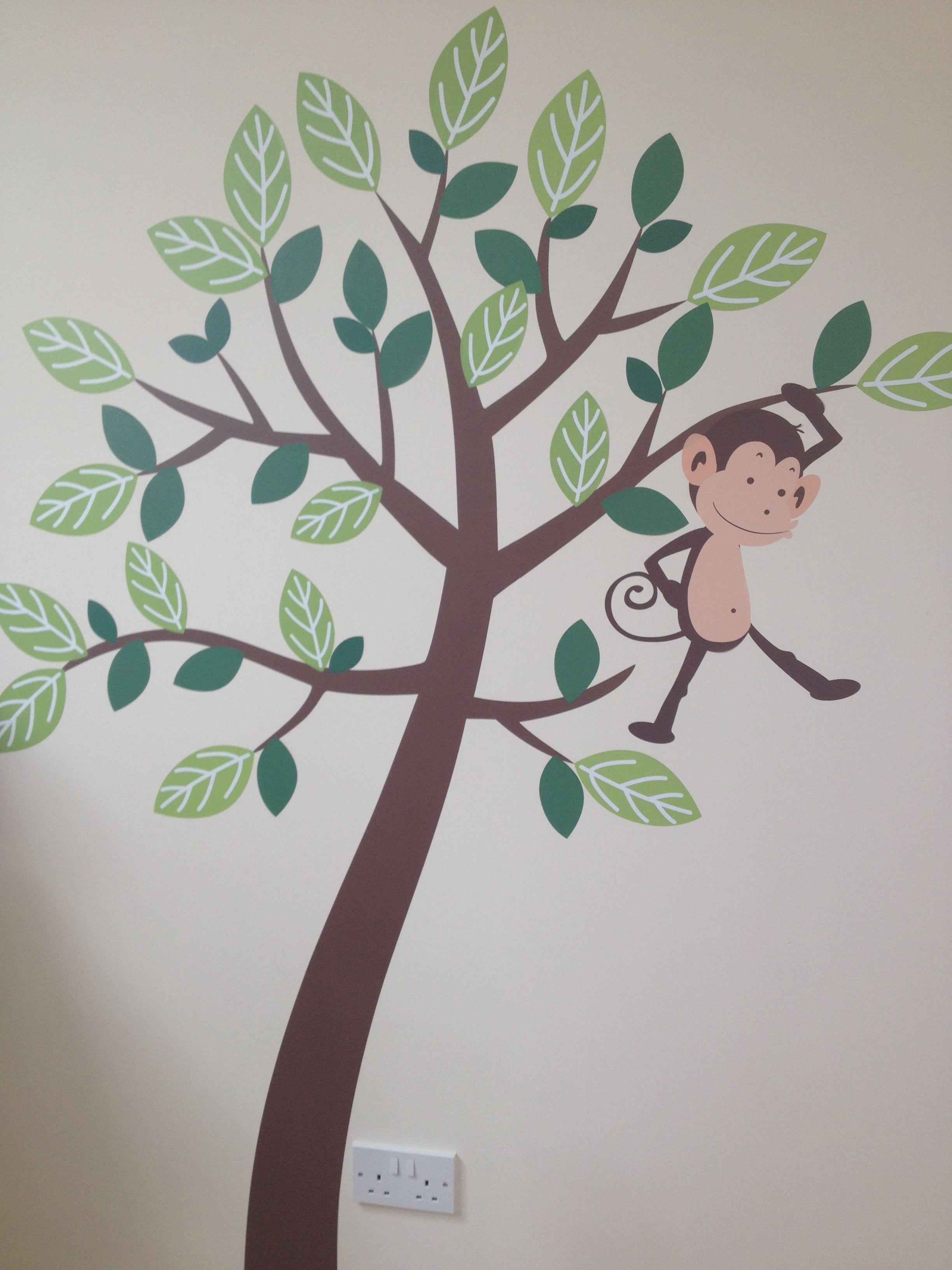 Benjamin S Jungle Nursery Stickers Love This Baby Lobb
