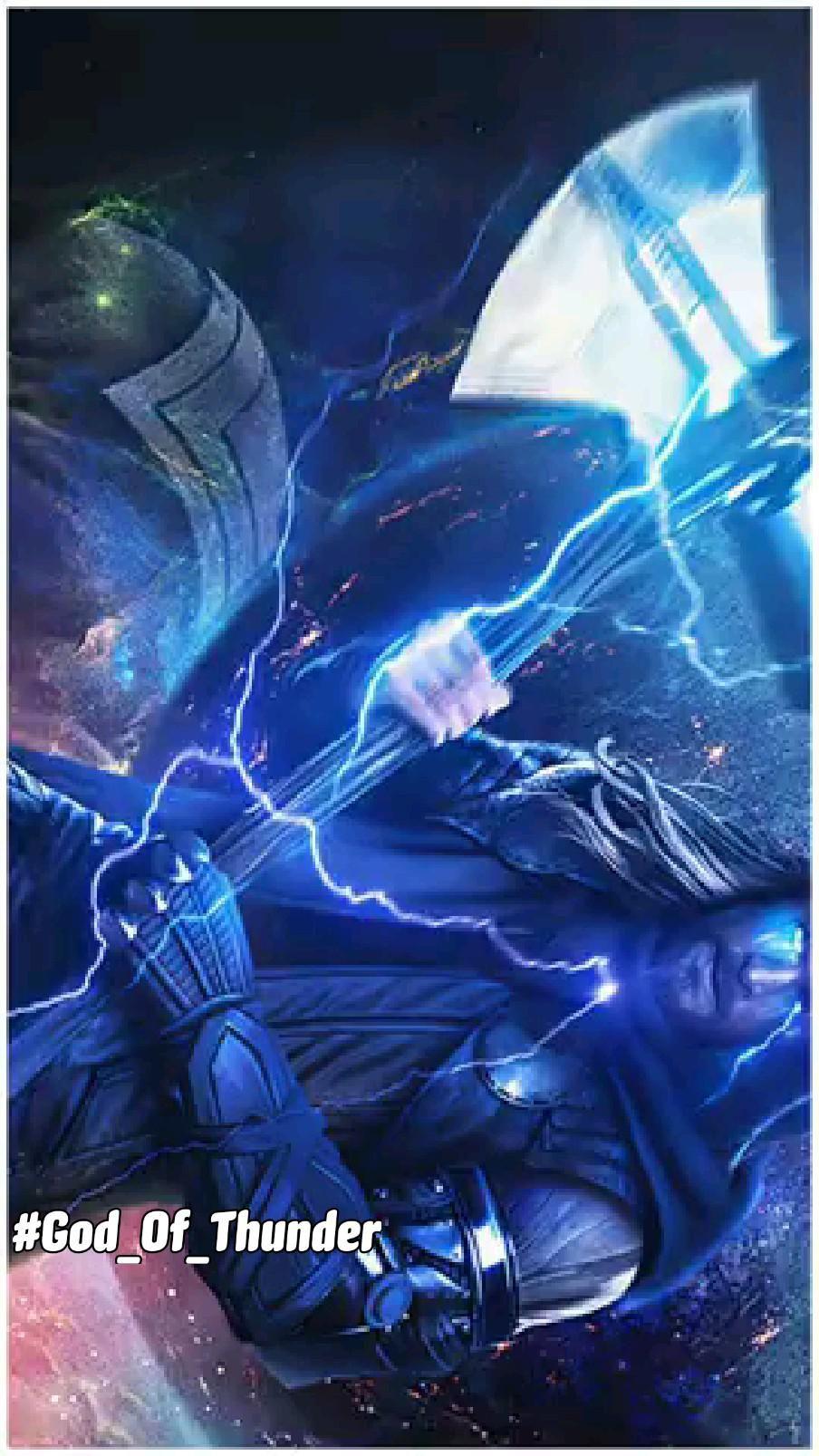 #God_Of_Thunder