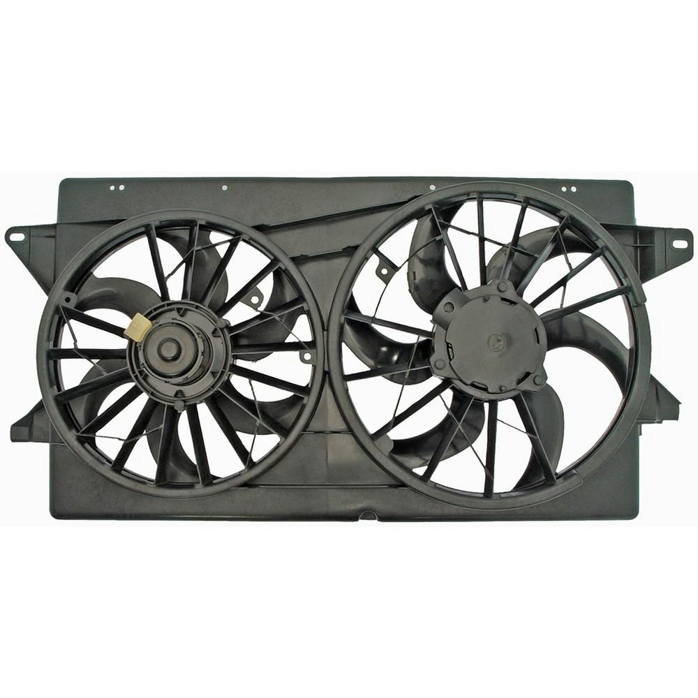 Dorman Oe Solutions Engine Cooling Fan Assembly Fits 1999 2003