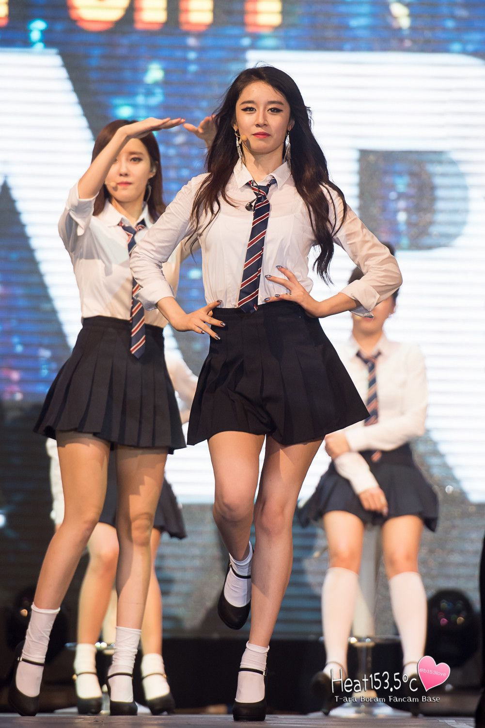 T Ara As School Girls