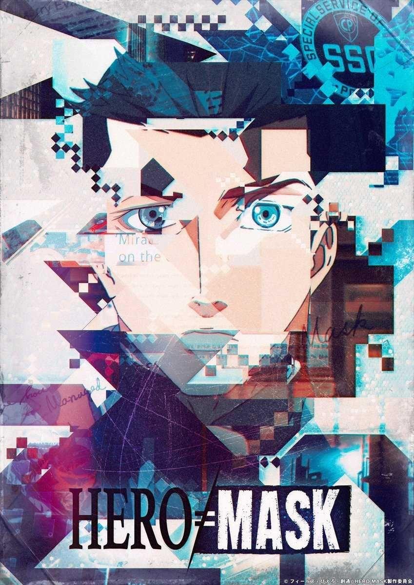 شاهد انمي Hero Mask الموسم 2 الحلقة 8 زي مابدك فيديو ايموش Hero Anime Anime Movies