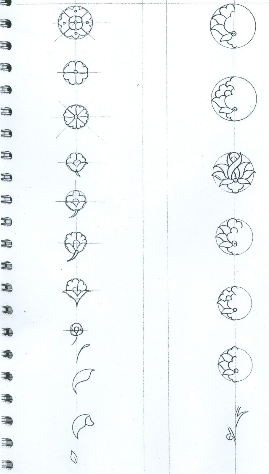Islamic Patterns by Hadil Tamim