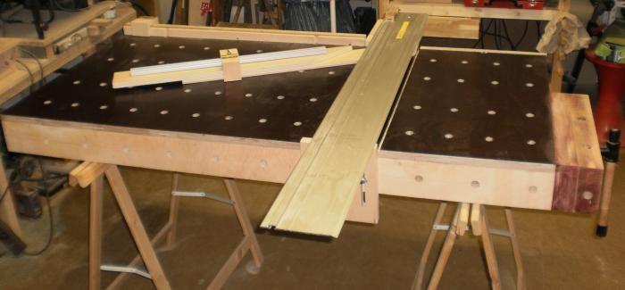 Multi-Werkbank nach Holzwerken 37 *MIT BILD*