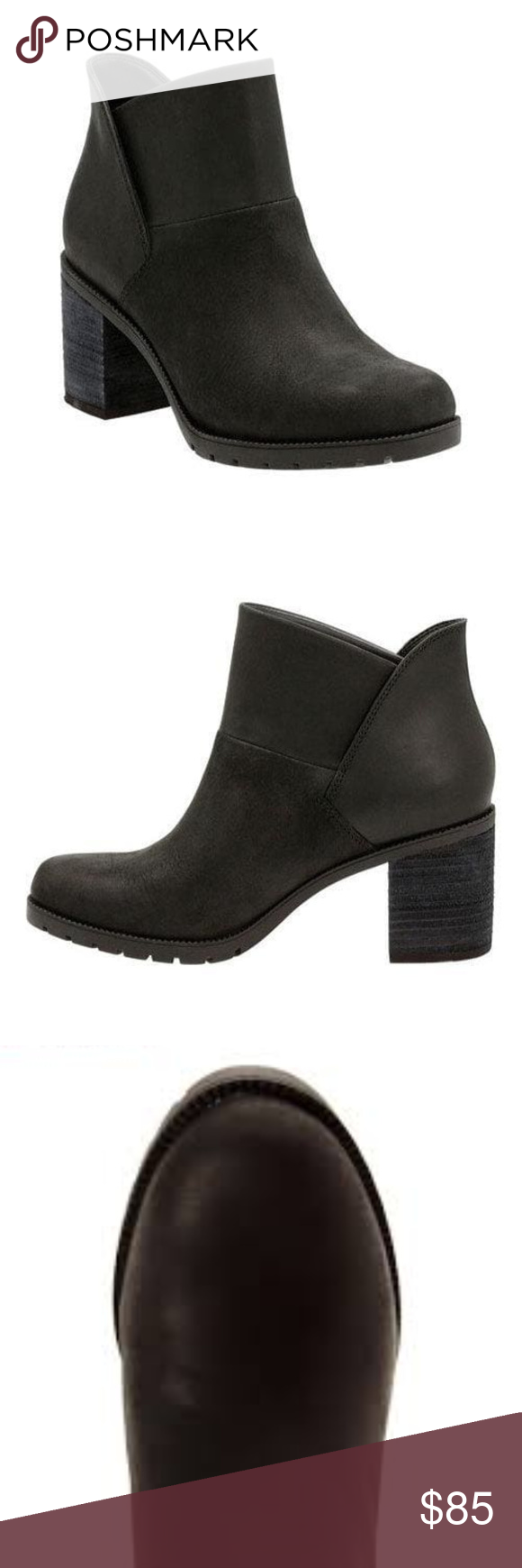 9066e35c0e67 Clarks Ladies Malvet Helen Brand New Ankle Boot Causal slip-on ankle bootie  with wrap