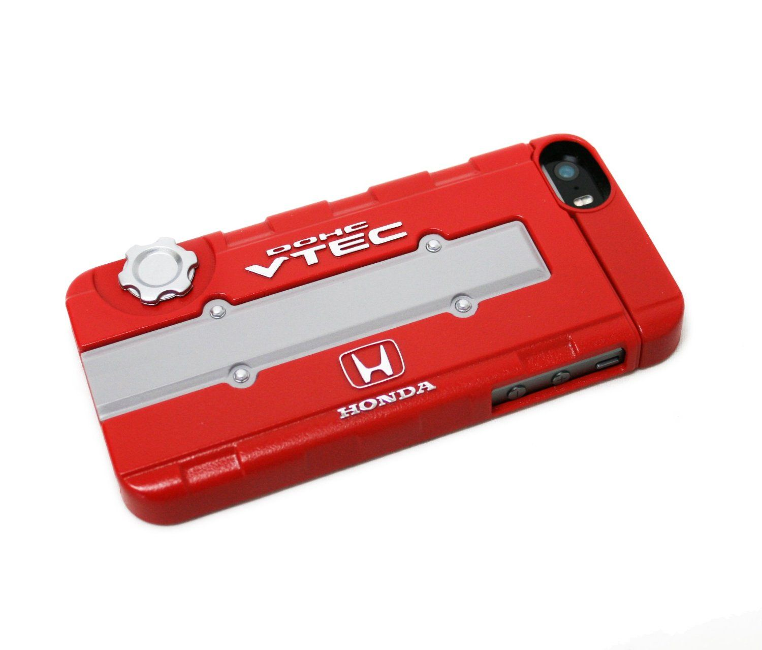 Amazon Honda HON VTEC IP5 CASE B16 Engine Cover Phone Case For IPhone 5 5s Cell Phones Accessories