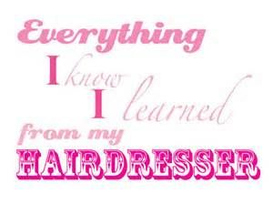 Funny Hairdresser Sayings - Bing Images | alicia ...