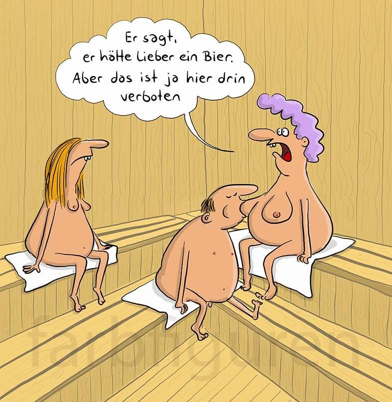 Getranke In Der Sauna Fun And Little Notes Luschtiges