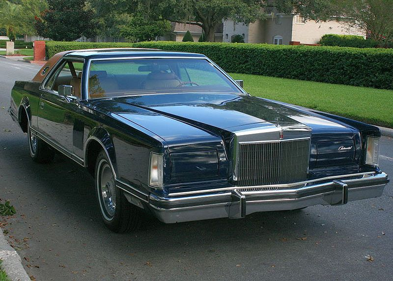 1977 Lincoln Continental Mark V Bill Blass Edition Cars For Sale Classic Cars Cars