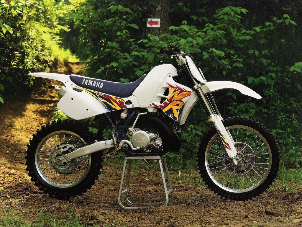 1995 Wr250 Motorcross Bike Yamaha Dirt Bikes Cool Dirt Bikes