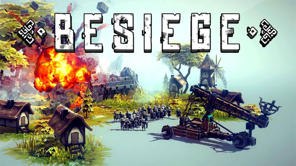 Besiege Indir Full Pc Final Surum 2020 Finaller Savas Pc