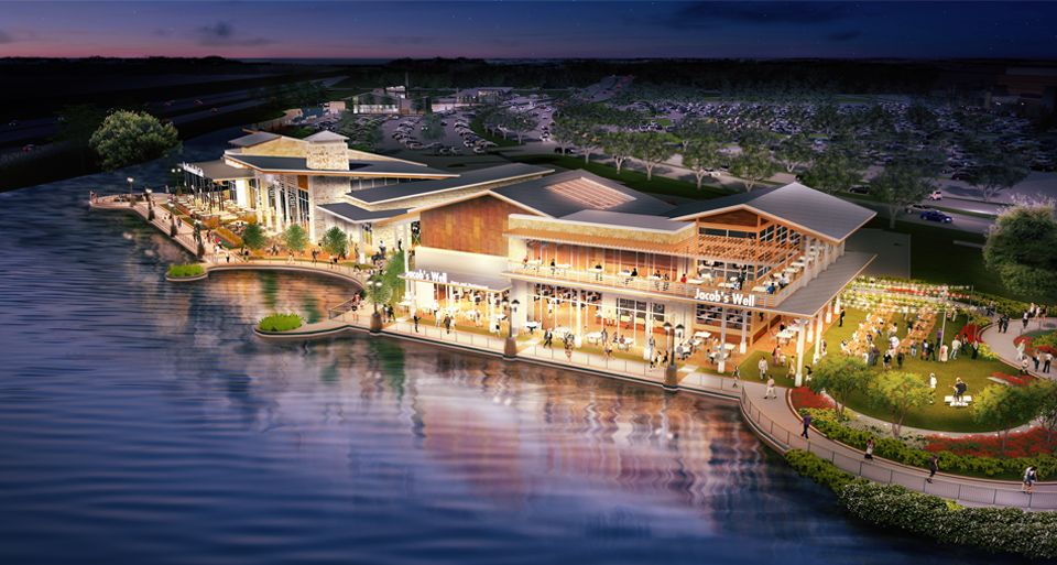 Grandscape Mixed Use Development Leasing Opportunity North Tx Dfw