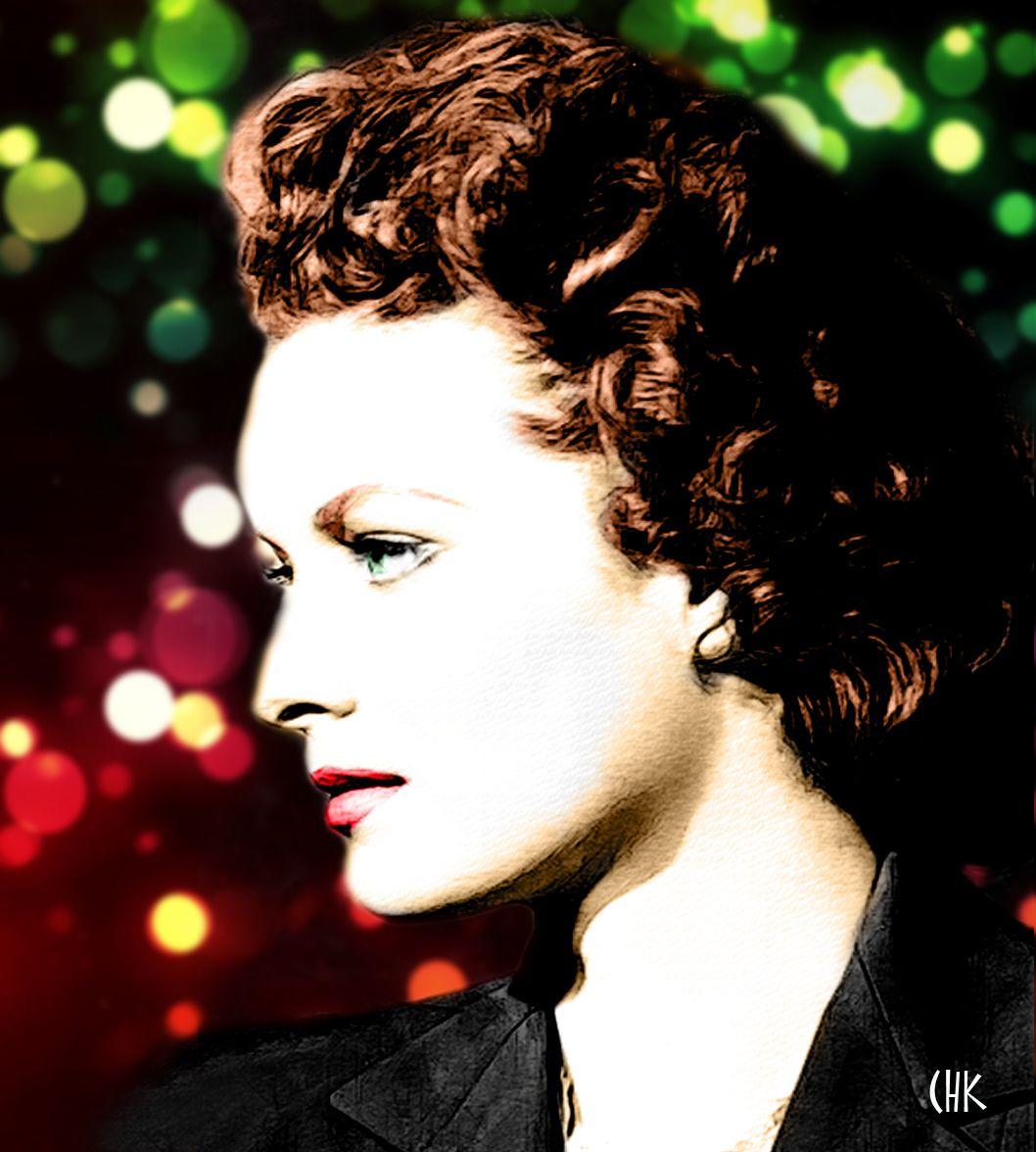 Maureen ohara art maureen ohara classic hollywood