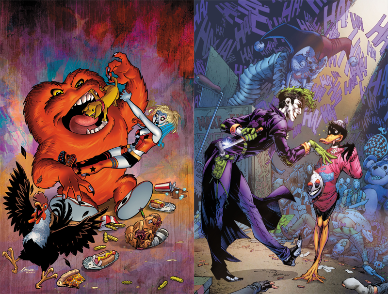 Episode 18: Looney Tunes Paradox   DC Universe Online Forums