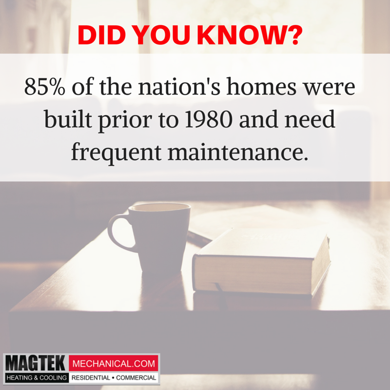 Are you maintaining your home as needed? magtektips