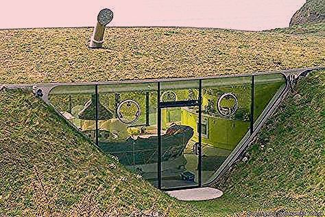 Photo of 30 unterirdische Häuser