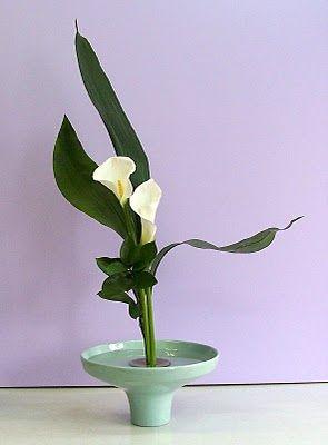 Ikebana; el Arte Floral Japonés