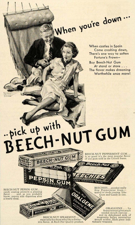 Beech-Nut Gum (1936)