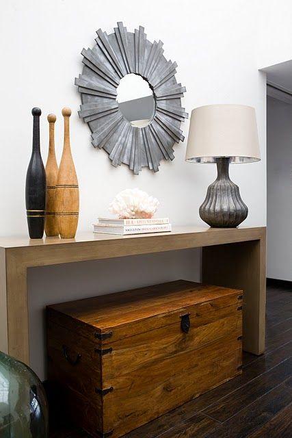 leia algumas boas dicas para decorar o seu hall de entrada e veja fotos de decorao