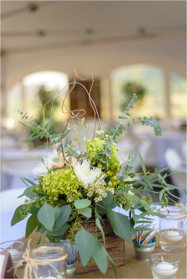 Country Wedding On A Budget | Weddings, Wedding and Centerpieces