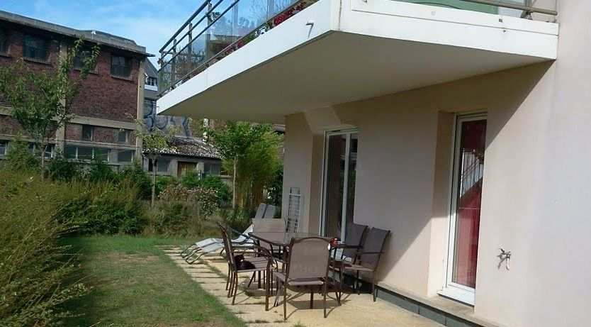 Appartement 3 pièces à louer, Rouen  (76),