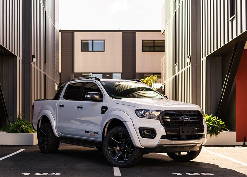 Ford Ranger Wildtrak Sport Arctic White Team Hutchinson Ford Christchurch In 2020 With Images Ford Ranger Custom Ford Ranger Ford Ranger Wildtrak
