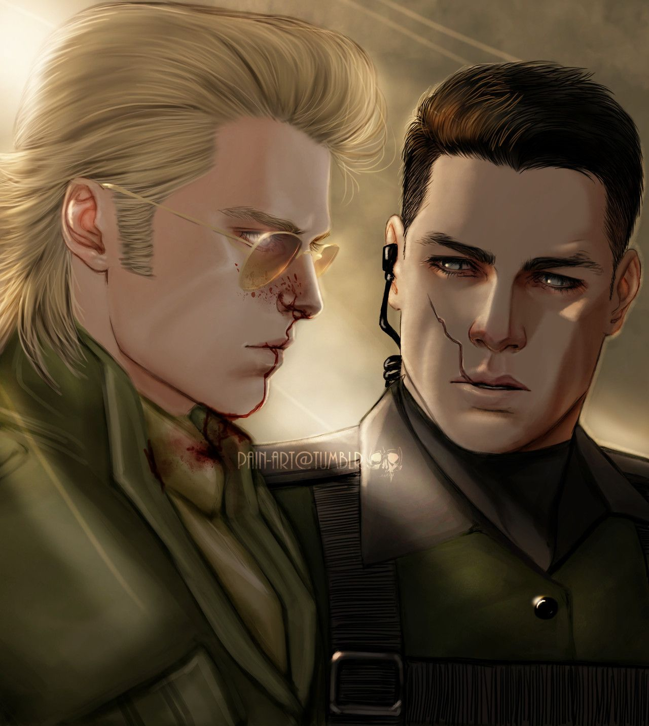 Pin En Metal Gear Kazuhira miller (カズヒラ・ミラー, kazuhira mirā?), also known as mcdonell benedict miller and master miller, was the subcommander of both the militaires sans frontières and diamond dogs, and later, the survival trainer of foxhound. pin en metal gear