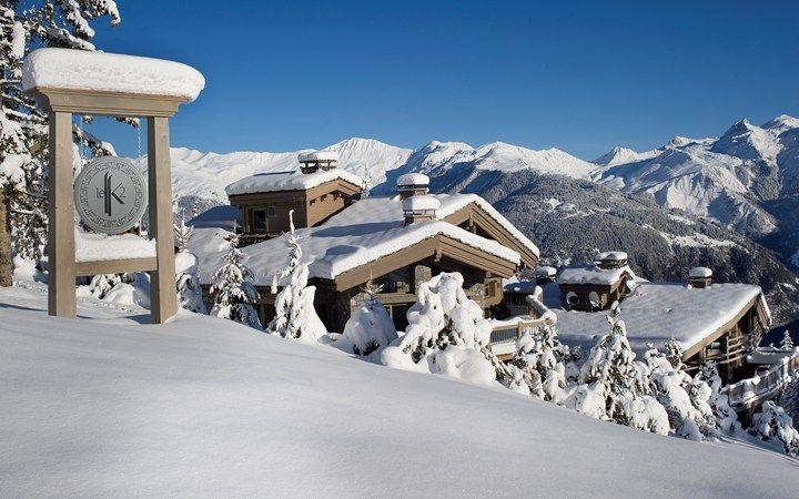Hôtel Le K2 Palace #Courchevel #Frankreich #Luxury #Travel #Hotels #HotelLeK2Palace