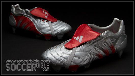 bdf844627 David Beckham adidas Predator Pulse - Football Boots Vault   Football Boots    Soccer Bible
