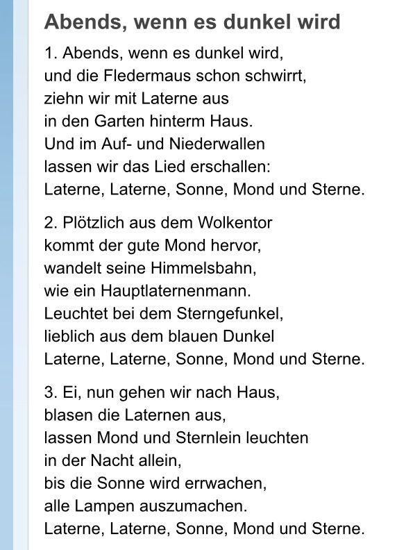 Laternenlieder | német | Pinterest | Crafty and Craft