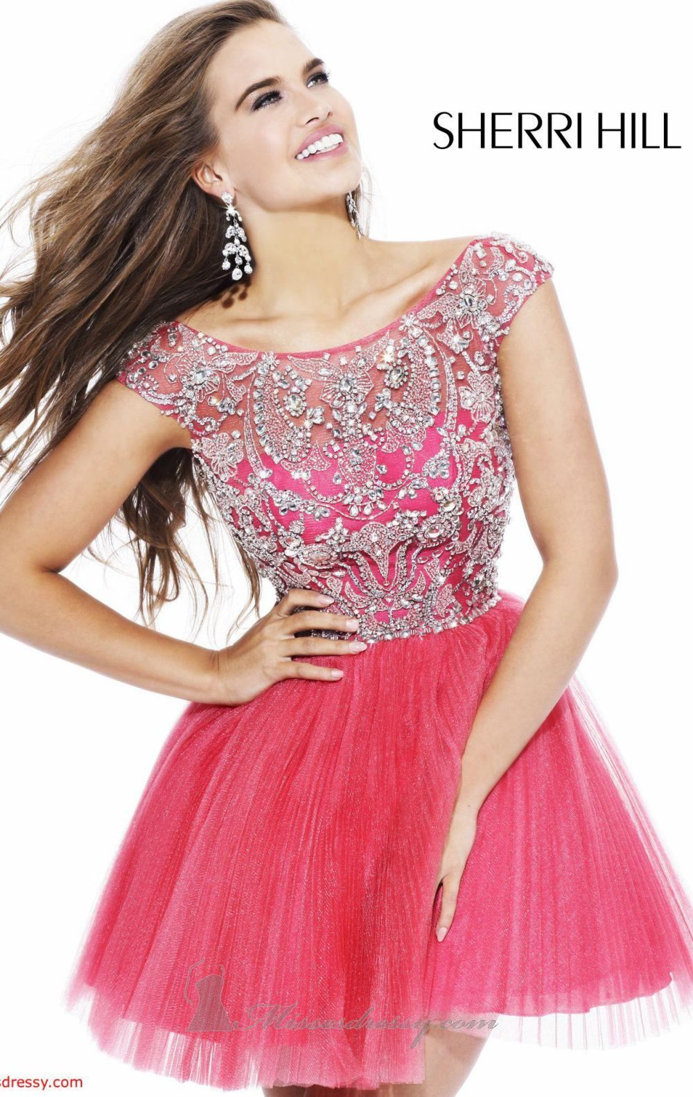 48 Sherri Hill Prom Dresses 2013 | vestidos | Pinterest | Vestiditos ...