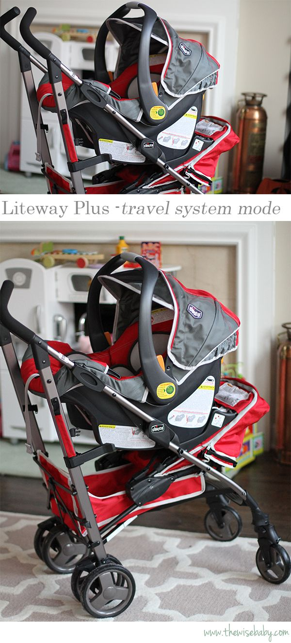 Chicco KeyFit 30 Review & Chicco Liteway Plus Review