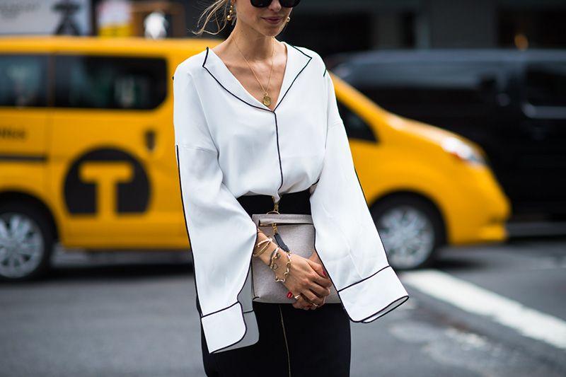 今年秋冬選一件寬袖衣才是最時尚!