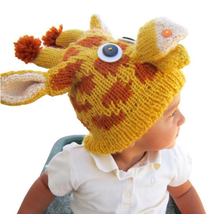 ROFL Giraffe Hat Pattern | Pinterest