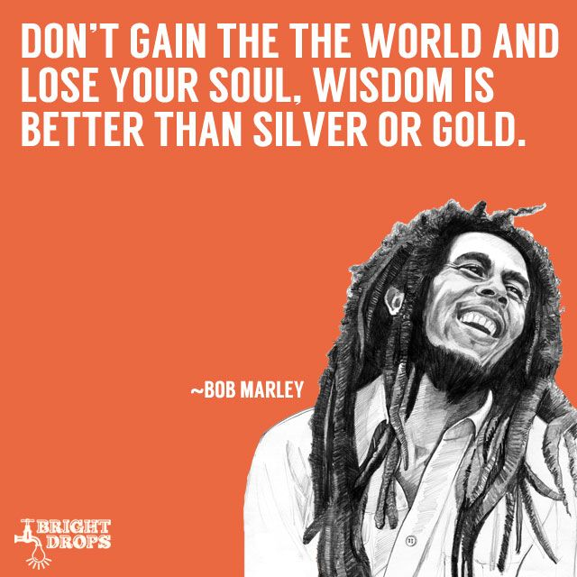 Bob Marley Short Quotes: 17 Uplifting Bob Marley Quotes That Can Change Your Life