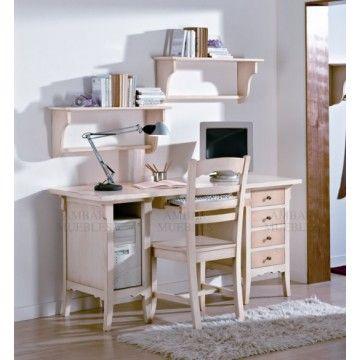 escritorio juvenil paula ambar muebles deco http