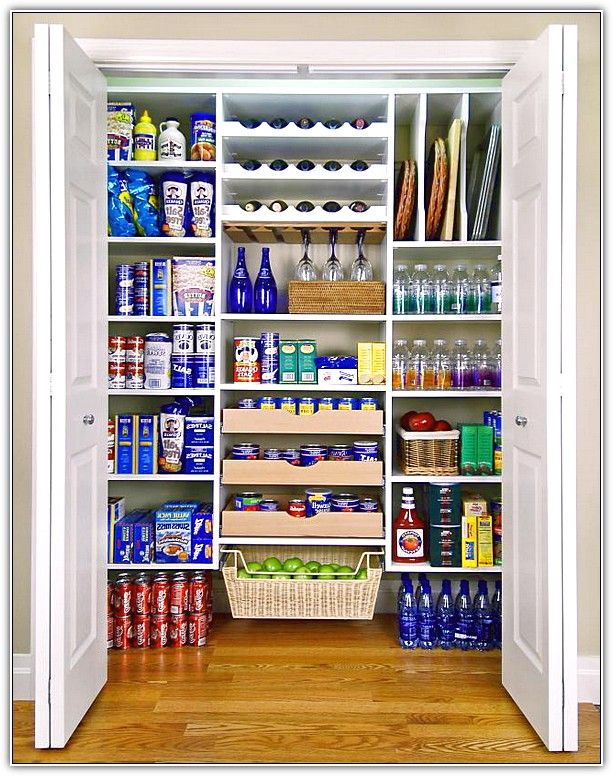 17 diy kitchen organizer ideas for a careful housewife on clever ideas for diy kitchen cabinet organization tips for organizers id=73487