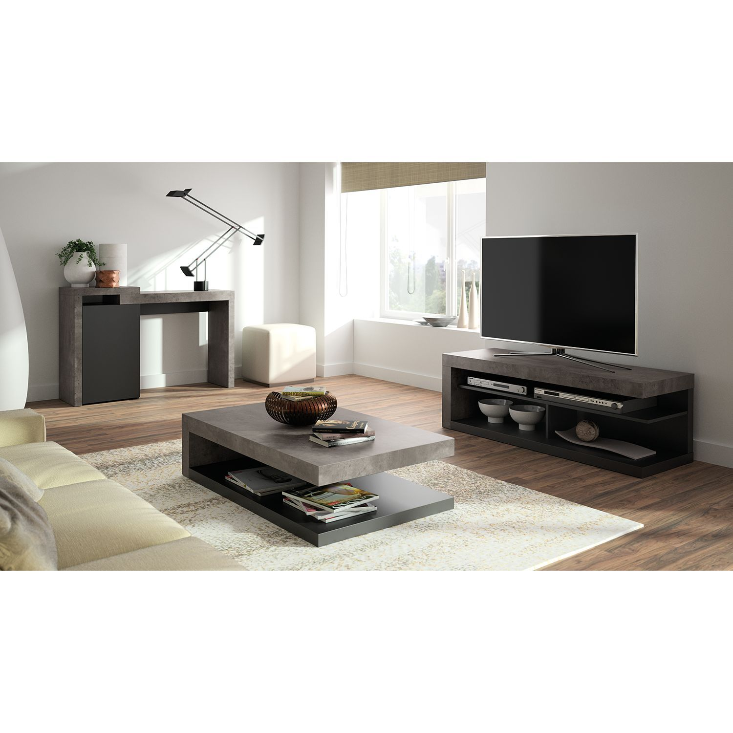 Tv Rack Images Tv Tisch Hoch Lowboard Tv Hifi Mobel Hifi