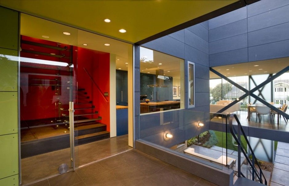glen irani architects hover house venice canals of los angeles